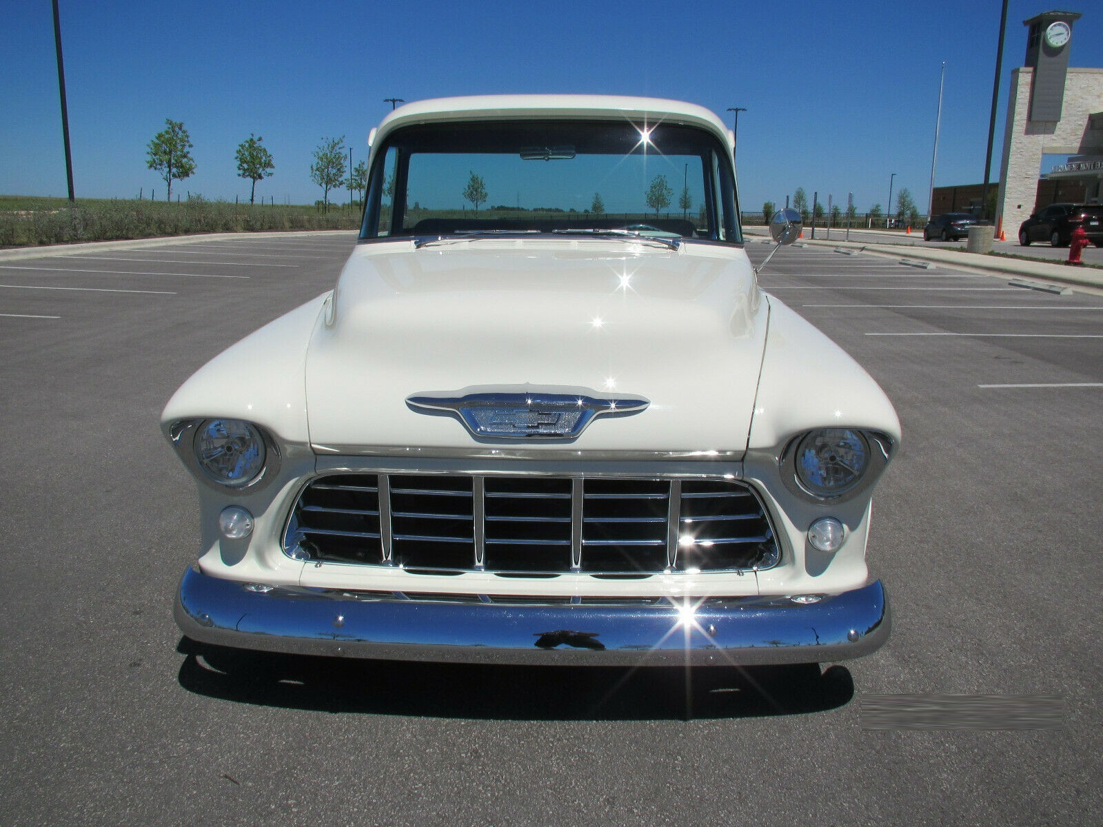 1955 Chevrolet Other Pickups CAMEO VERY RARE TRUCK